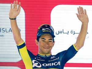 Ewan beats the best in Abu Dhabi Tour sprint