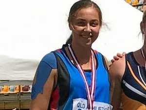 Gladstone girls star at Qld Athletics Championships