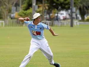 YOUNG GUN: Nick Watson top scored with 72 runs for Ballina Bears in FNC LJ Hooker League cricket