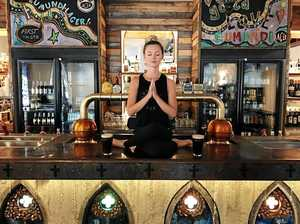 Come for the yoga and namaste for the beer in Coast first