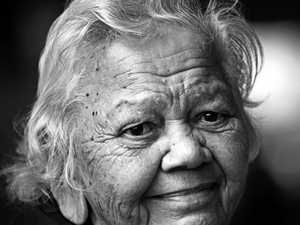 Bundjalung Elder Aunty Bertha Kapeen at The Lismore Showgrounds for the Naidoc Celebration Day. Photo Patrick Gorbunovs / The Northern Star