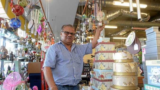 Ash Kumar, owner of Surprise Gifts & Homeware, will be opening a new store at Northern Beaches Central by late March early April.