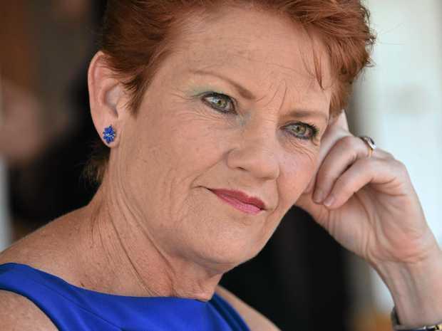 Senator Pauline Hanson campaigned heavily in WA without success.