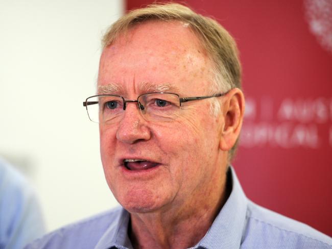 "Senator Ian MacDonald said the description of refugees was ""nicely put""."
