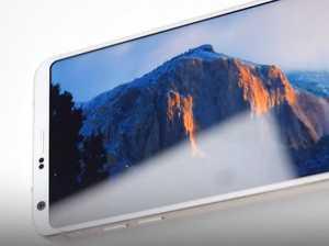 LG unveils new smartphone