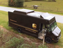 UP UP AND AWAY: UPS uses drone technology to cut down parcel delivery time.