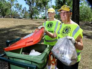 Every day is Clean up Australia Day for these men