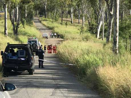 Search for missing Gladstone mum.