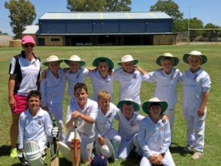 Tommy Tootell, Lachlan Wilson, Hewie Graham, Jett Webster, Cameron Graham, Kelly Webster, Braydon Bella, Alistair McKay, Jake Twidale, Eli Schultz, Campbell McIntyre and Max Blanch.