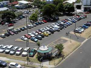 Business owners demand support during carpark construction
