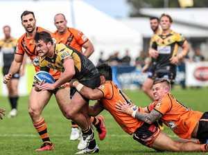 LIVE: Falcons take on Easts at Sunshine Coast Stadium