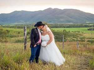 Country couple chose charity over a honeymoon