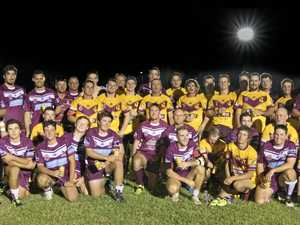 Diehards go down on historic night in Jandowae
