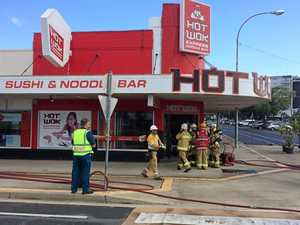 'It's not a good feeling': Owner unsure of when noodle bar will reopen after blaze