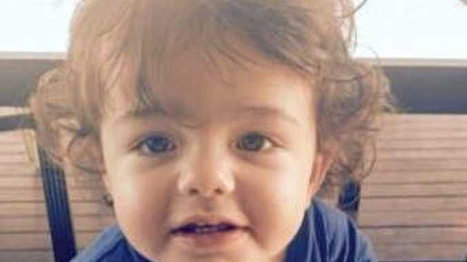 Hemi Les Burke, an 18-month-old boy from Moranbah, died on March 26, 2015.