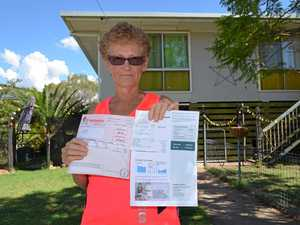 PRICE SURGE: The cost of Miles resident Shirley Makin's electricity bill has increased almost five times in the past twenty years.