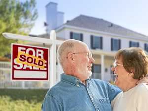 Retirees need to sell up