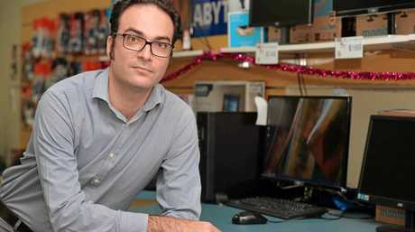 Mackay technology expert Deon Attard said the number one threat at the moment for the council or any business is ransomware.