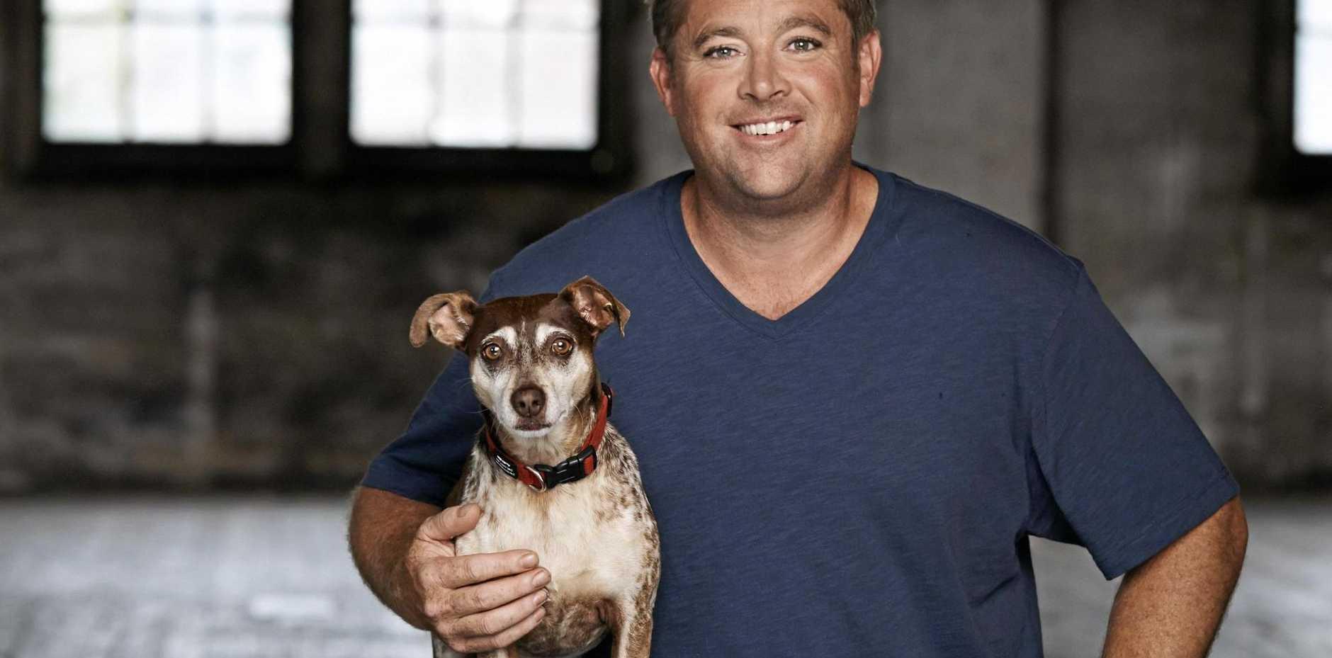 CELEBRITY VISIT: Jason Hodges will host a DIY night at Bunnings Warehouse Toowoomba West tomorrow night.