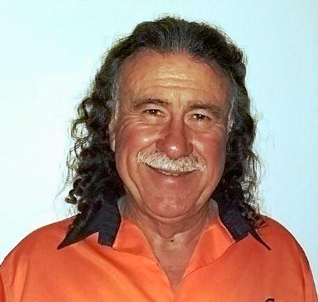 Graeme Klemm will cut off his long locks on March 18 for the Leukaemia Foundation's World Greatest Shave.