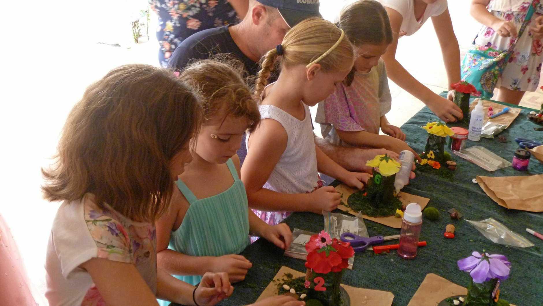The Sunshine Coast's first Fairy House Festival.