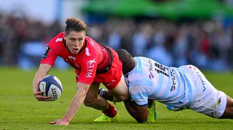 James O'Connor in action for Toulon last season.