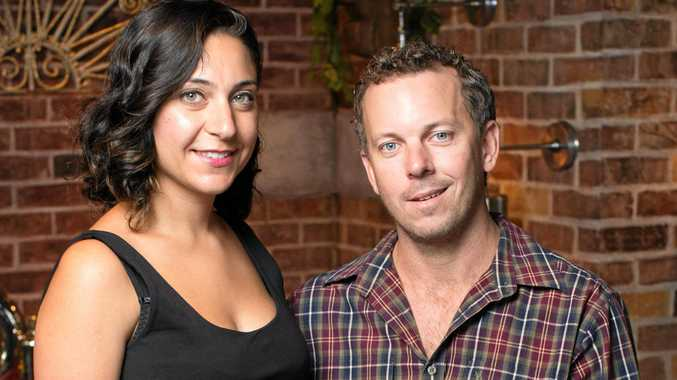 BUILDING A BOND: Alene Khatcherian and Simon McQuillan are still going strong on Married At First Sight.