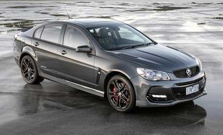 2017 Holden Commodore SS Sedan