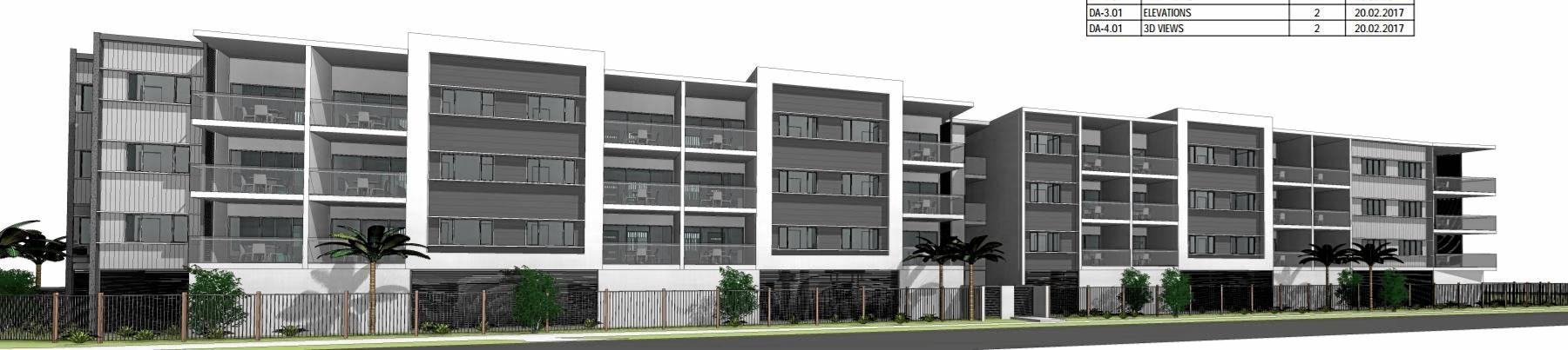 ON THE TABLE: A 30-unit development has been proposed for Birtinya Island, close to the new Sunshine Coast University Hospital.