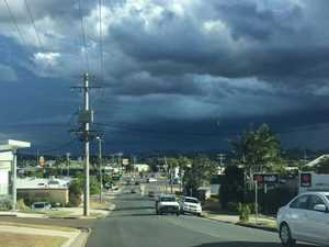 Severe storms veer north, set to hit Noosa hinterland