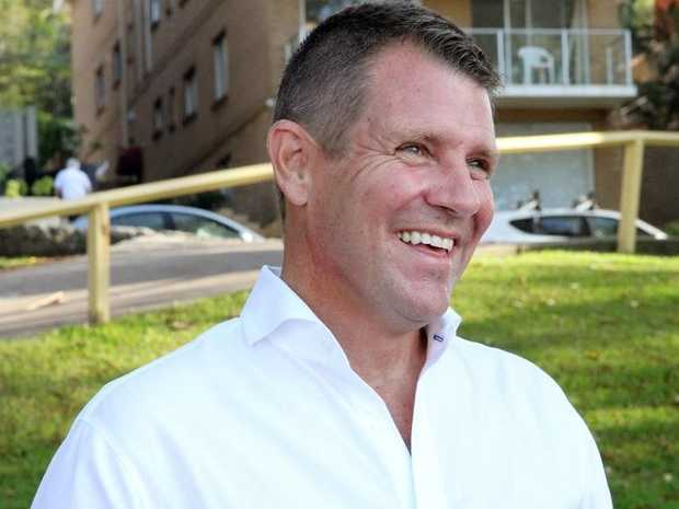 Mike Baird has defended his decision to take a $1 million-plus job with NAB