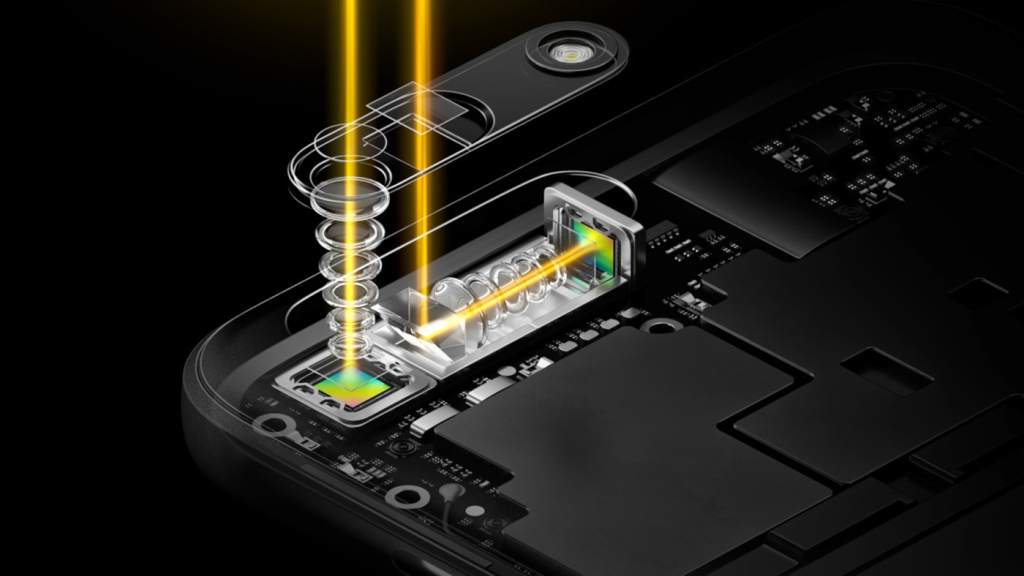 Oppo unveils phone offering five times lossless zoom sunshine