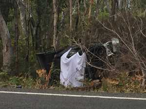 UPDATE: Man, 39, killed in horror roll-over