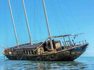 Action to be taken on Whitsunday Magic shipwreck