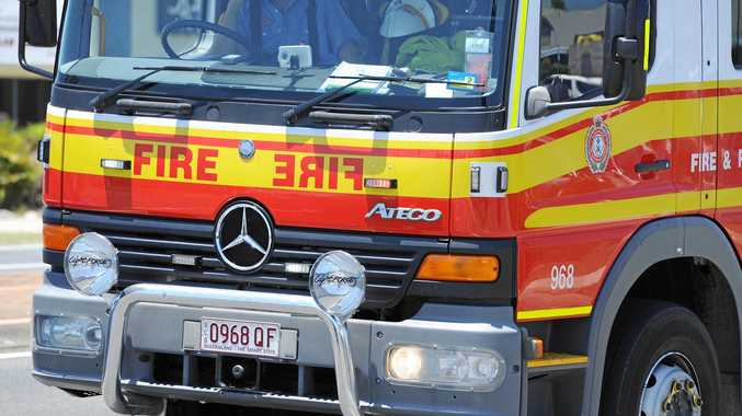 FIRE crews are rushing to a Sunshine Coast school.