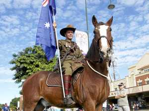 Tracing the hoof steps of our ANZAC history
