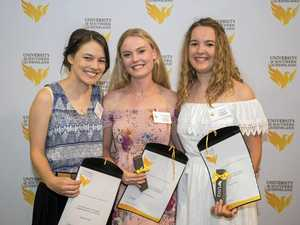 USQ Scholarship Awards