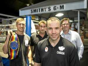 Boxing team eyeing Toowoomba as Games base