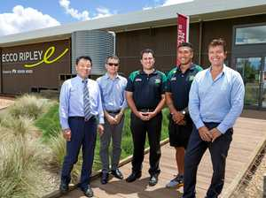 Sekisui House gets onside with footy champs Jets