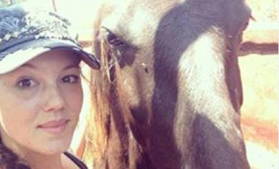 Hannah Cook, 25 was found dead near Catfish Ck.