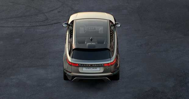 PHOTO TEASE: New Velar will be the fourth Range Rover SUV in the line-up, slotting in between the Evoque and Sport models and should cost around $75,000.