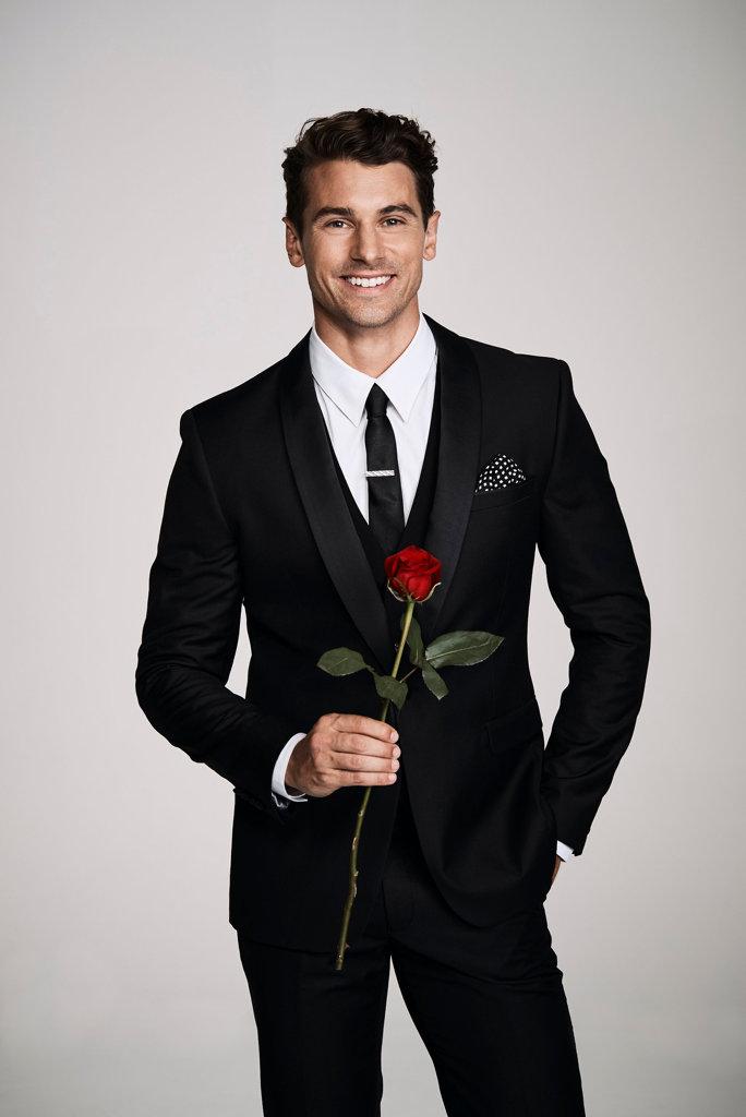 Matty Johnson is the new Bachelor.
