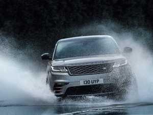 2017 Range Rover Velar Gallery