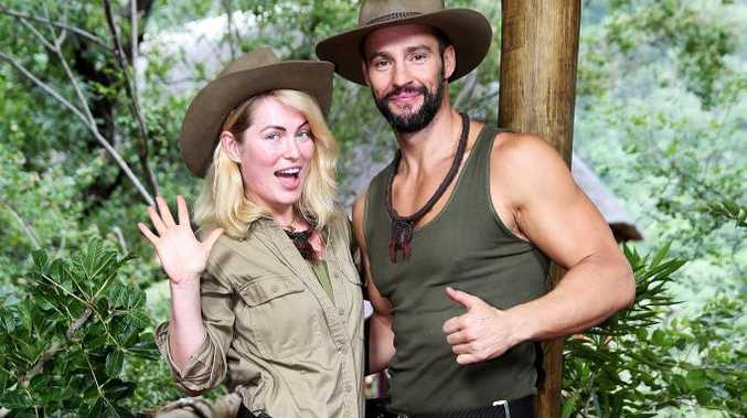 Keira Maguire and Kris Smith have been eliminated from I'm A Celebrity... Get Me Out of Here!