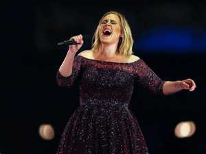 Adele fan denies 'fat shaming', blames Gabba