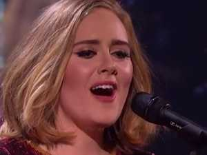 Adele downgrades Aussie shows