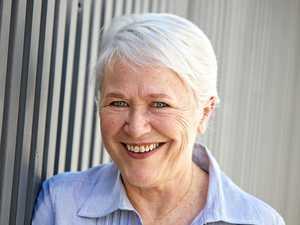Award-winning author still struggles to write