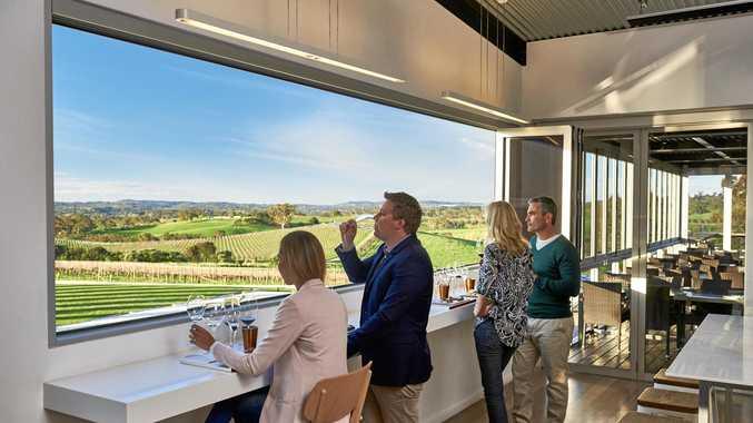 Adelaide's wine region beckons.