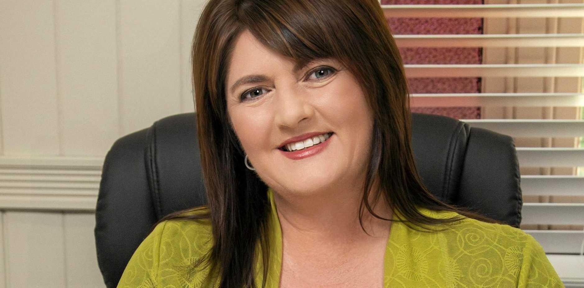 Dianne Charman, AMP financial planner.