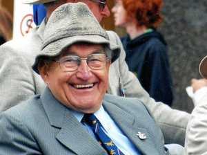 Second World War veteran had a quirky sense of humour